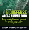 Picture of Biodefense World Summit 2019